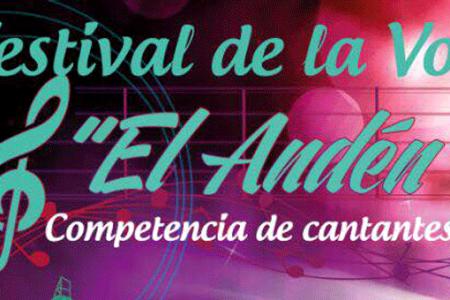 """Festival de la Voz """"El Andén"""" San Rosendo 2017"""