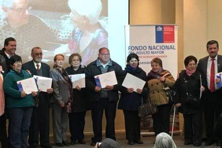 Senama llama a la comunidad mayor de la Provincia de Biobío, para postular a los Proyectos Autogestionados 2017