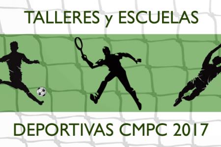 Talleres y Escuelas Deportivas CMPC 2017