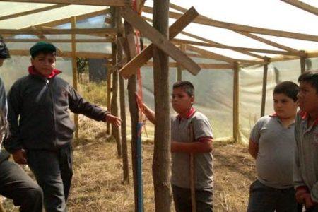 Escuela La Colonia se la juega por la conservación