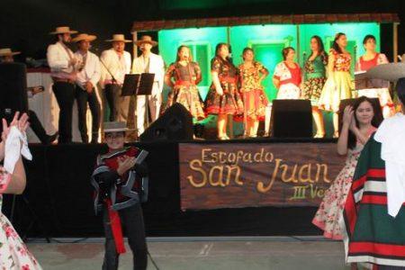 Municipio lajino junto a clubes de adultos mayores realizaron nueva versión de la Fiesta de San Juan