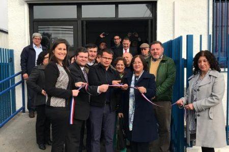 Frontel inauguró nueva oficina en la comuna de Laja