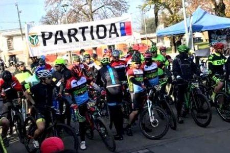 Tercera fecha del Raid Ciclo Rural tuvo etapa en San Rosendo