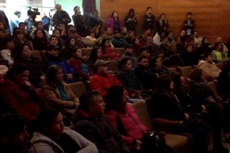 Socios del Comité Villa Las Estrellas se adjudican subsidio habitacional