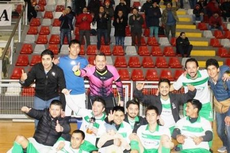 Equipo lajino se adjudicó Torneo Apertura Provincial de Futsal