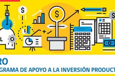 """Apoyo a la Inversión Productiva para la Reactivación """"IPRO"""" Biobío 2017"""