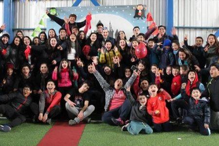 Liceo Isidora Aguirre Tupper de San Rosendo celebró Aniversario 59 con diversas actividades