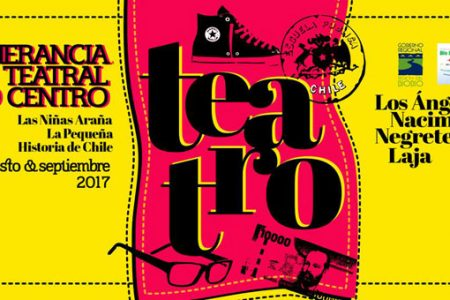 """""""Las niñas arañas"""" y """"La pequeña historia de Chile"""", se presentan en la comuna de Laja"""