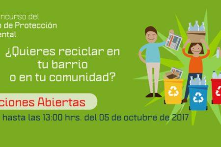 XXI Concurso Fondo Protección Ambiental: Gestión Ambiental Local